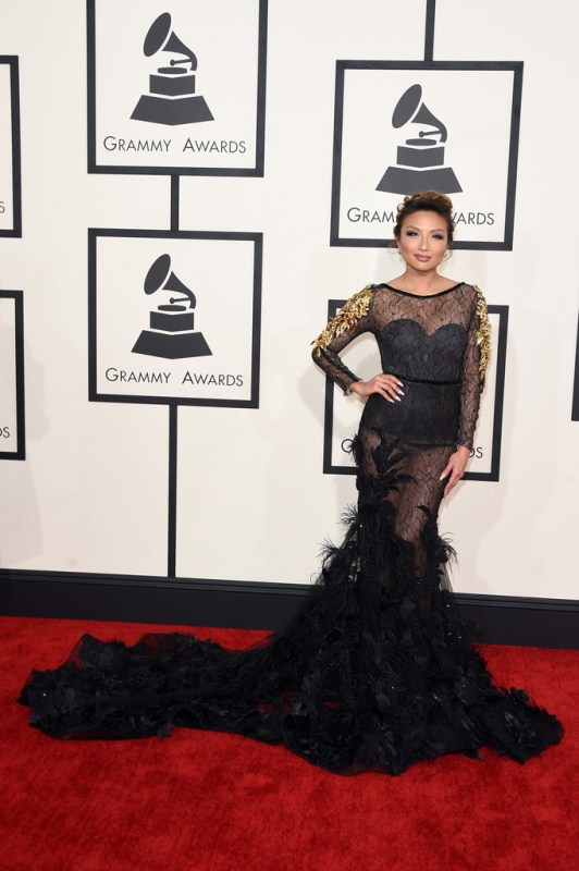 jeannie-mai-grammy-awards