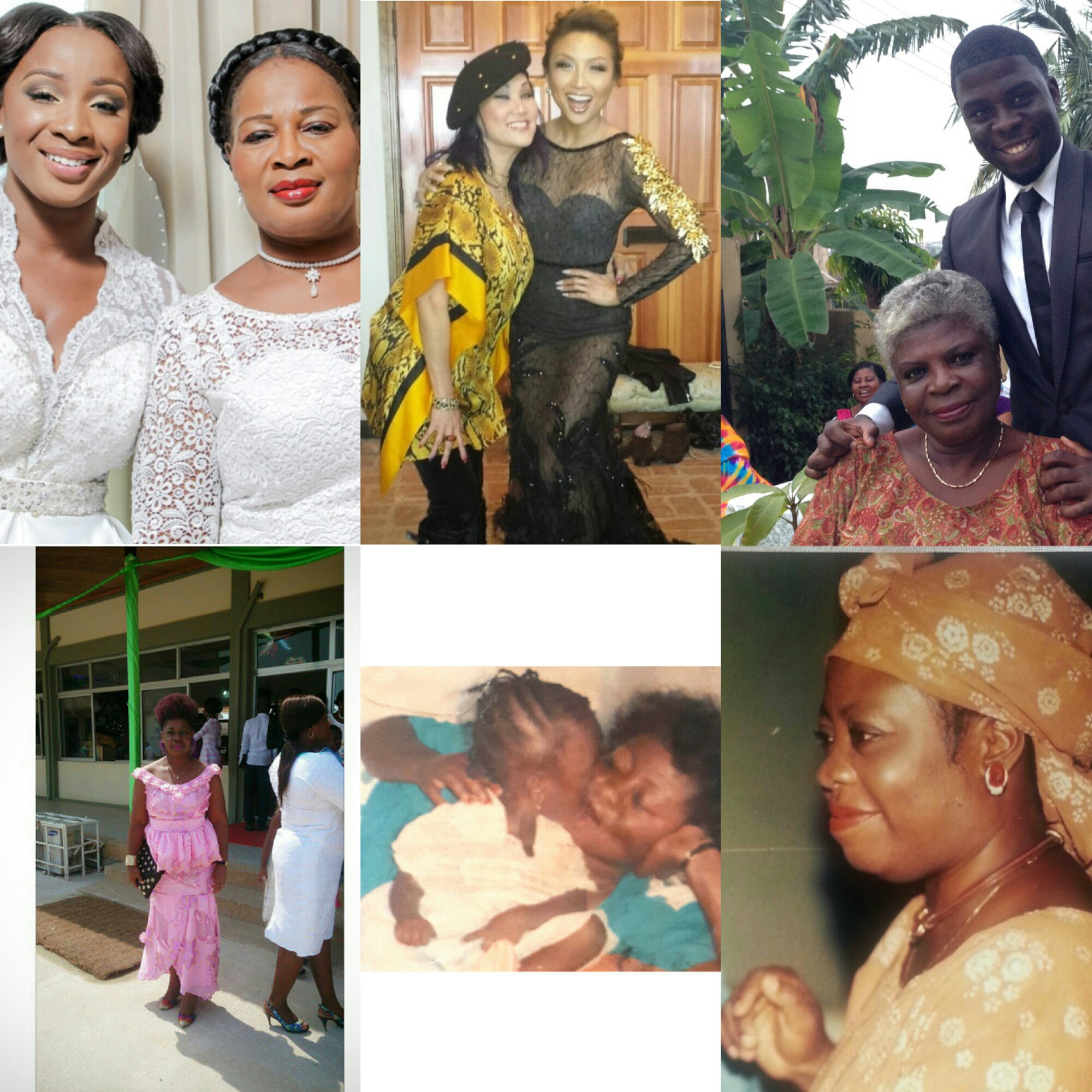 Where Would You Be Without Your Mother, Celebs & Everyday People Share Their Mother's Day Messages