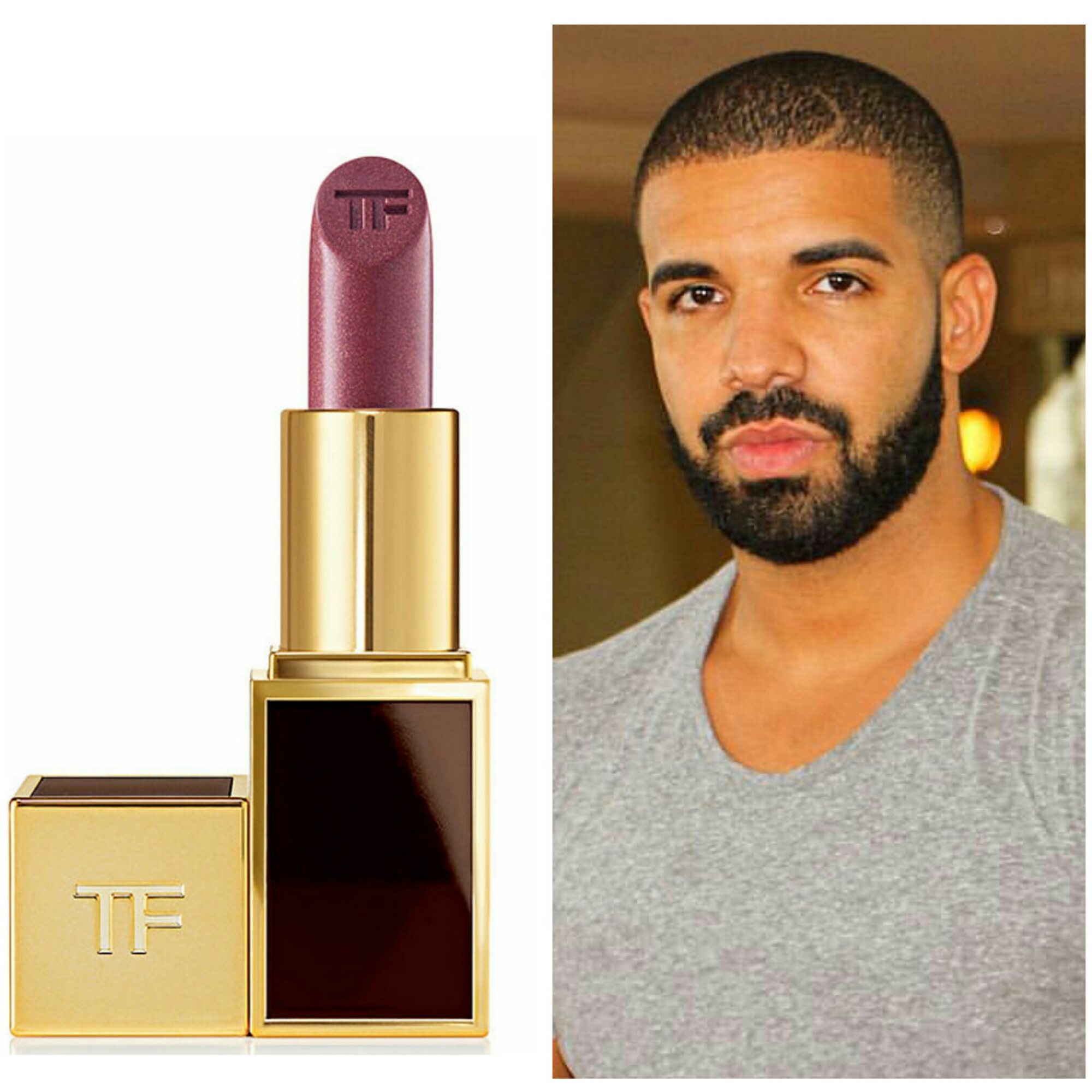 Tom Ford Releases Lipstick Line In Honour of Drake