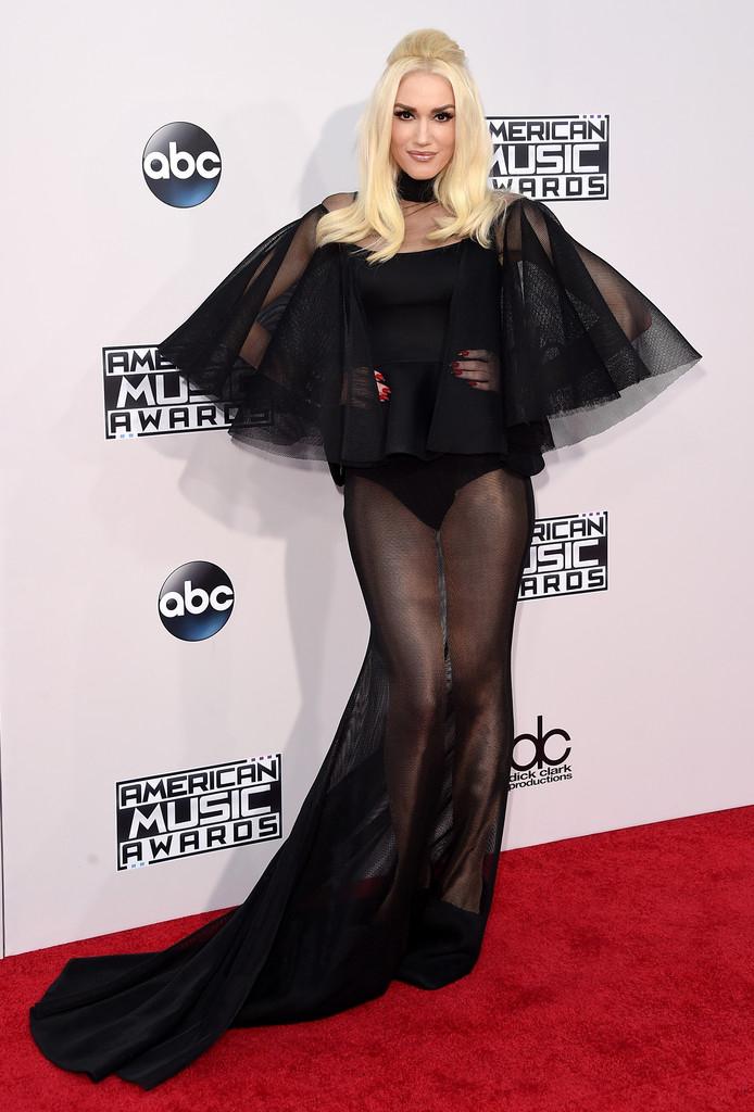 Ciara, Kylie Jenner, Gwen Stefani & More At The 2015 American Music Awards