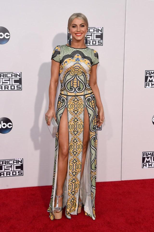 julianna-hough-2015-American-Music-Awards-