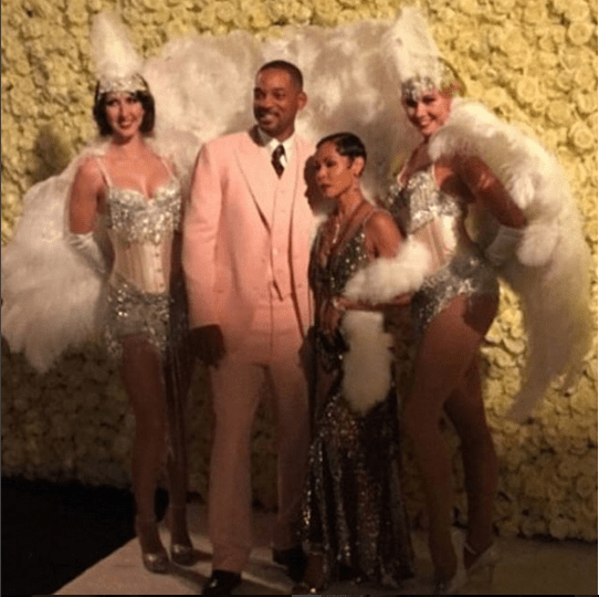 Glitz & Glam – Photos of Kris Jenner's Fancy 60th $2 Million Birthday Party