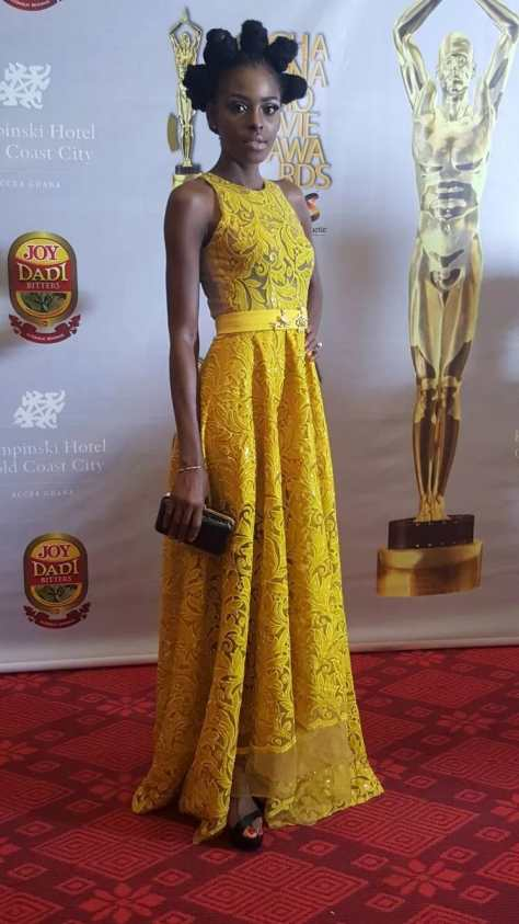 GHANA MOVIE AWARDS VICA MICHAELS
