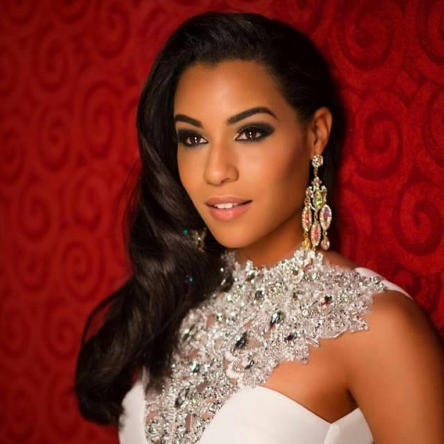Sharlene Radlein, Miss Jamaica 2015