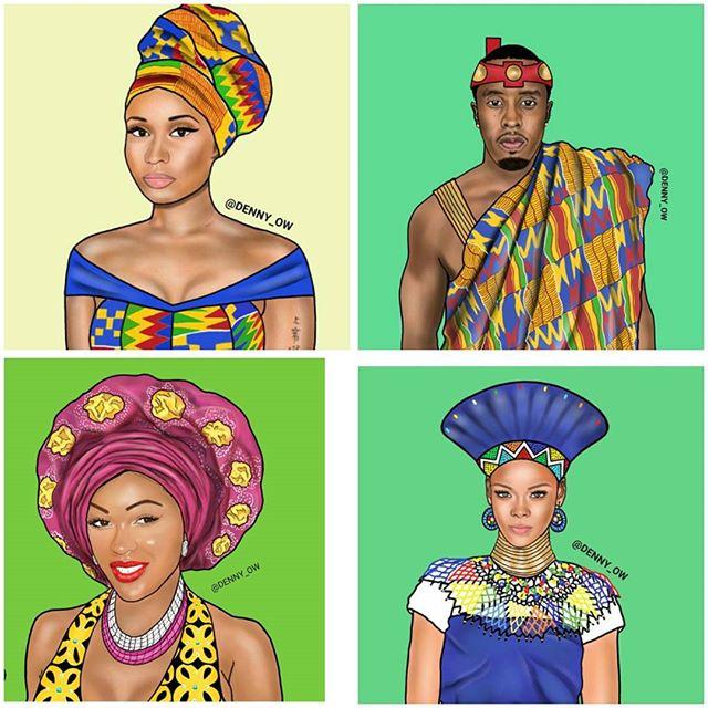 denny owusu-yaasomuah-fashio illustration