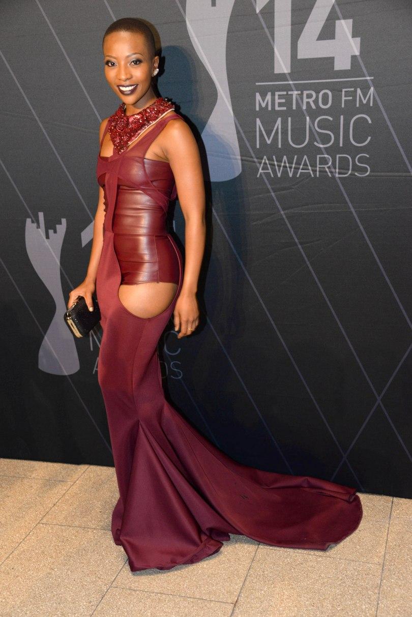 Metro Awards Pearl Modiadie