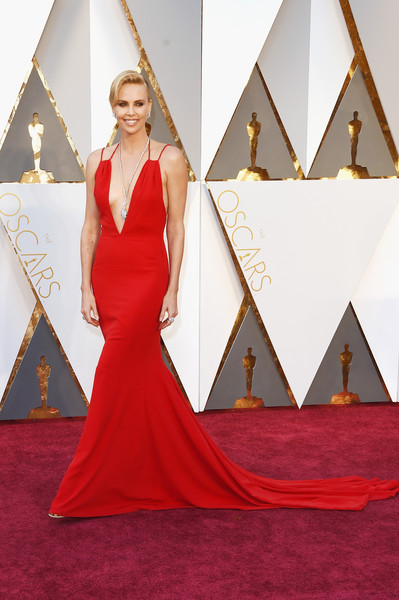 88th+Annual+Academy+Awards+Arrivals+charlize theron