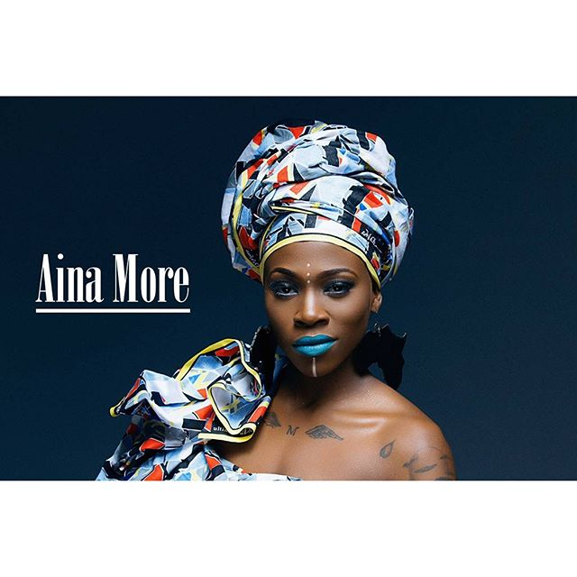 aina more afrikan lady1