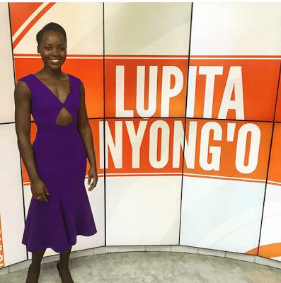 lupita nyongo today show