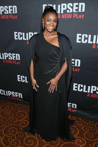 Eclipsed+Broadway+Opening+Night+After+Party+Saycon Sengbloh
