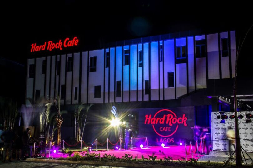 hard rock cafe lagos