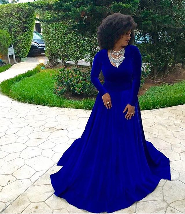 juliet ibrahim-blue