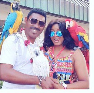 Omotola Jalade Ekeinde And Her Husband Take A Baecation In Hawaii