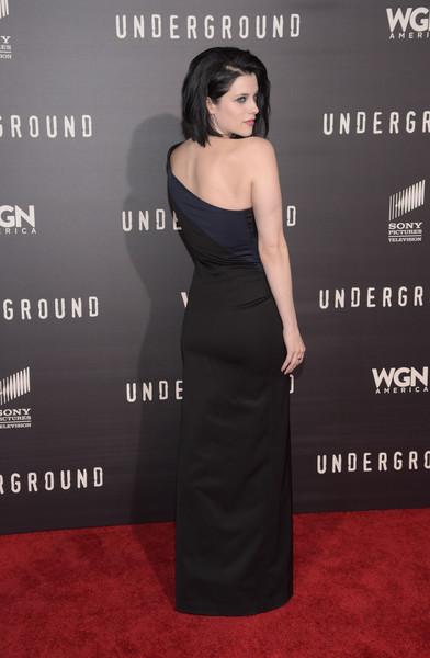 Premiere+WGN+America+Underground+Arrivals-Jessica De Gouw