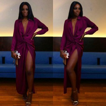 Seyi Shay Talks About Tiwa Savage Comparison, Starting A Hair Extensions Line & More