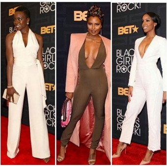 2016 Black Girls Rock: Rihanna, Kelly Rowland & More. Check Out Who Wore What