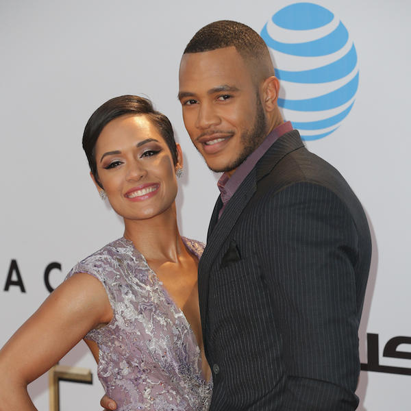 Empire Actors Trai Byers & Grace Gealey Are Now Married!