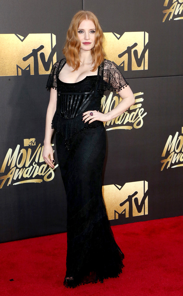 Jessica-Chastain-MTV-Movie-Awards