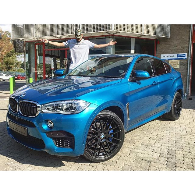 South African Rapper AKA Buys New BMW + Claps Back At Pearl Thusi On Social Media