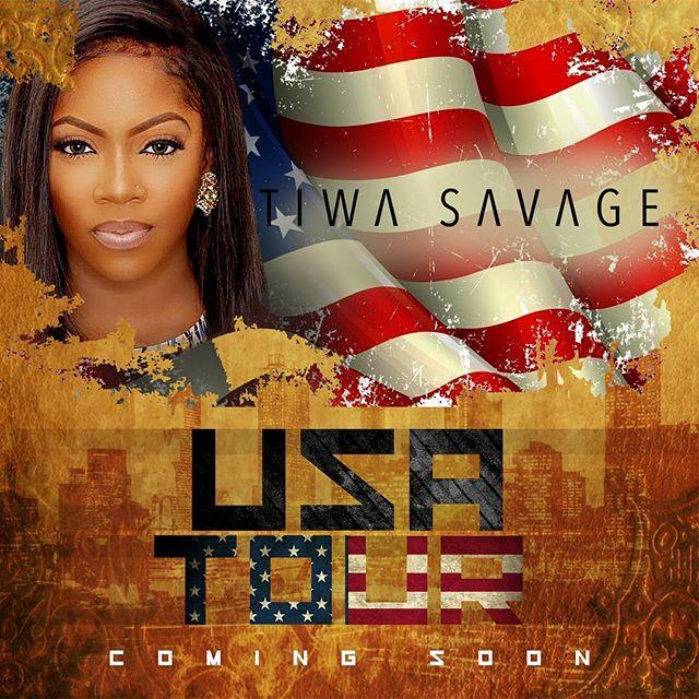 tiwa savage us tour
