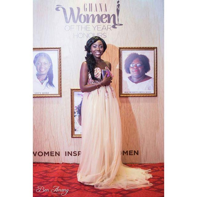 Ghana Women Of The Year Honours-karen kash