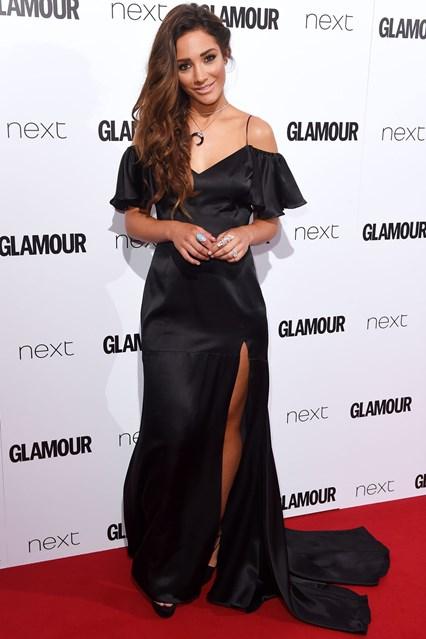 Frankie-Bridge-Glamour-awards