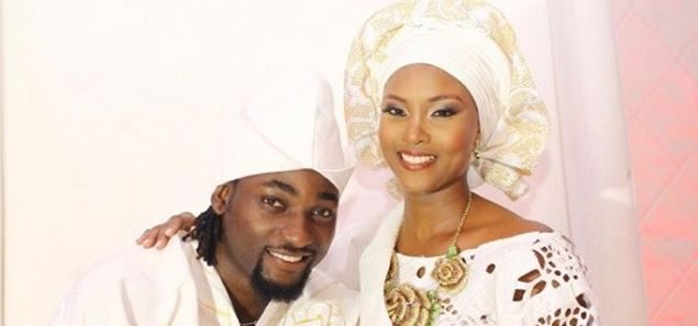 Nollywood Stars Gbenro & Osas Ajibade Welcome Baby Girl