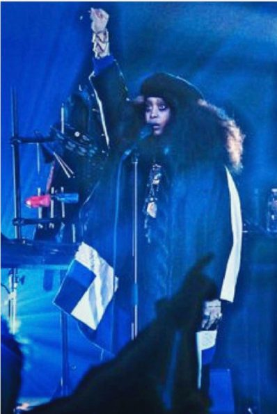 Erykah Badu Spotted Rocking Africa's Innocente Messy. Here Is How You Can Get That Look