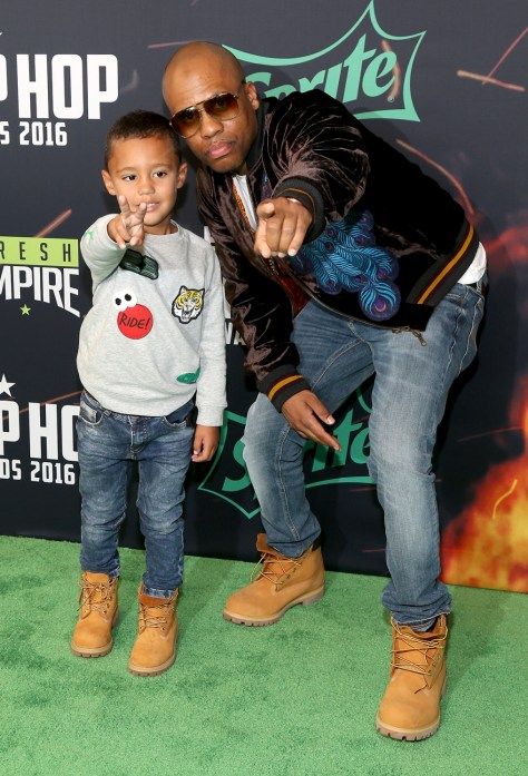 Consequence & son Caiden