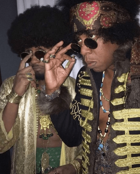 Jay Z, Alicia Keys, Diddy, Cassie & More Turn Up At Beyoncé's 'Soul Train' Birthday Party