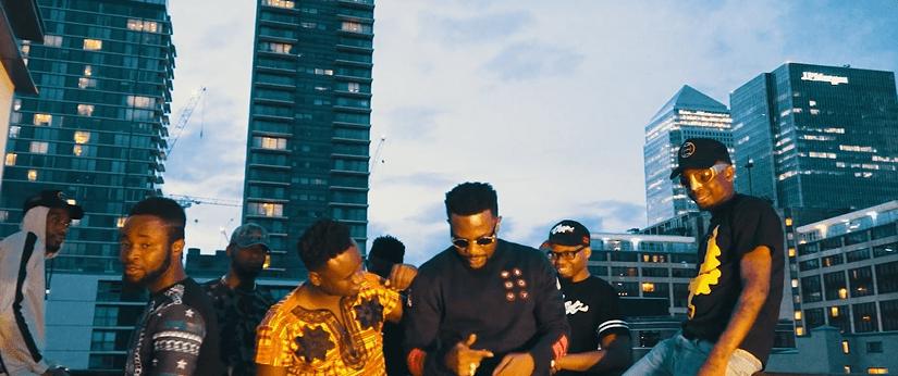 Omar Sterling x Mugeez Drop 'Talk Talk' Video - Yaa Somuah
