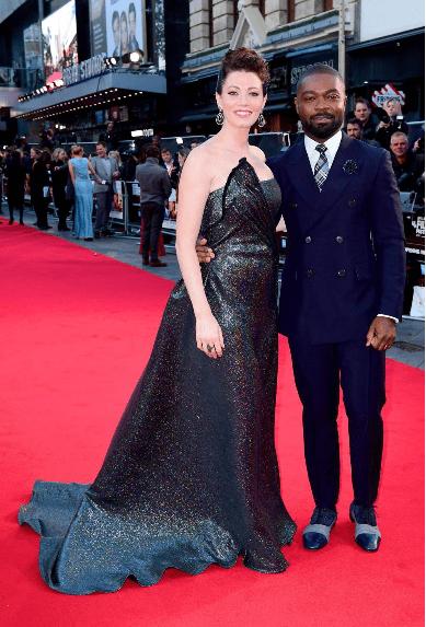 David & Jessica Oyelewo