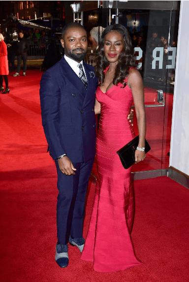 Amma Asnte & David Oyelewo
