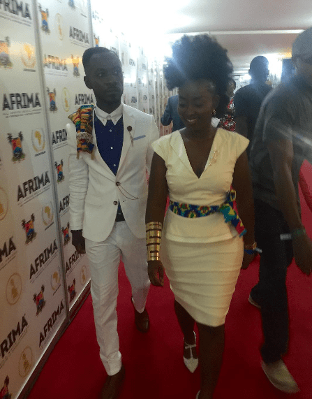 Okyeame Kwame & Annica Nsiah-Apau