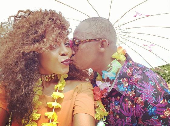 Awww… Rapper Khuli Chana And His Lady Asanda Maku Celebrate 10 Years of Love!