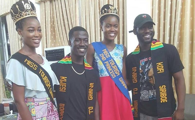 Back To Their Roots! Queen Sugar Star Kofi Siriboe & Brother Kwesi Boakye Arrive In Ghana
