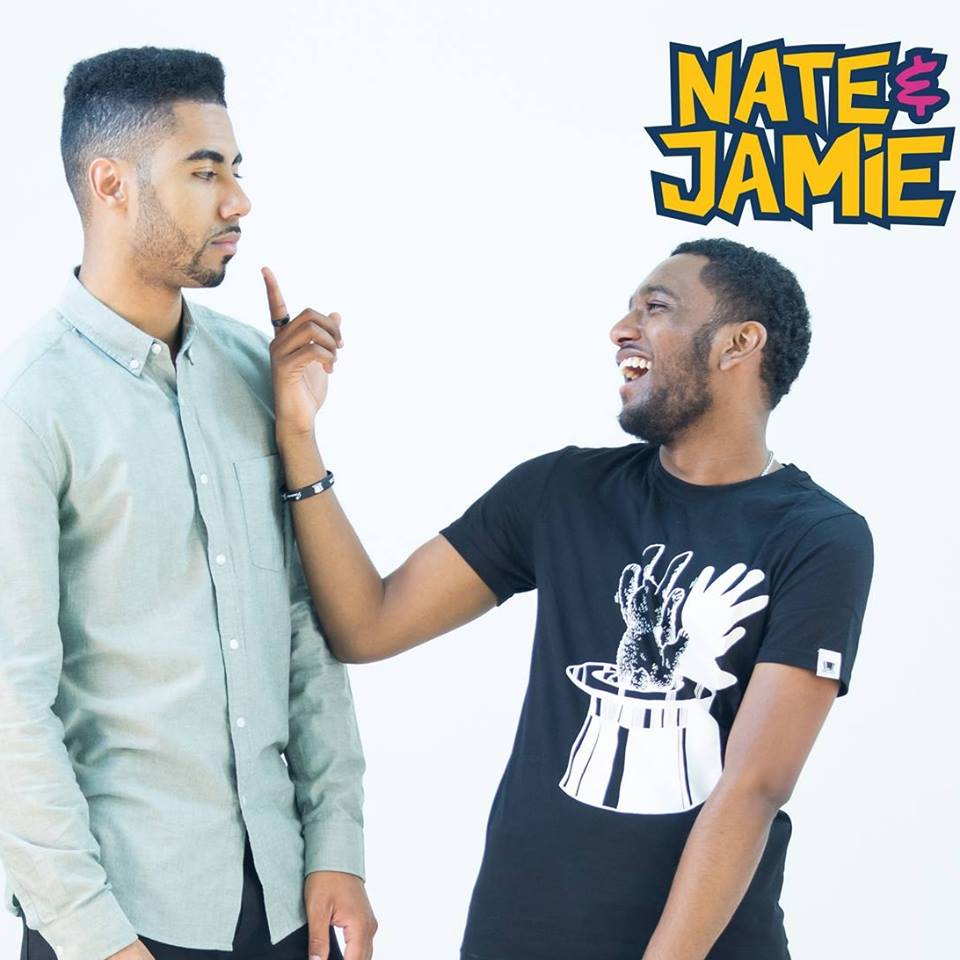 Fellas How Far Will You Go For A Girl's Number? Checkout This New Comedy Web Series 'Nate & James'