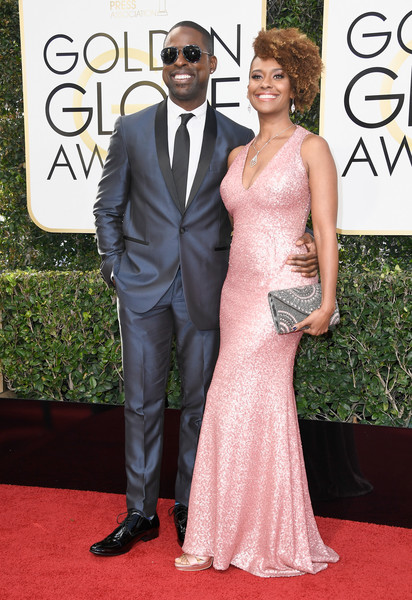 Sterling K Brown Ryan Michelle Bathe
