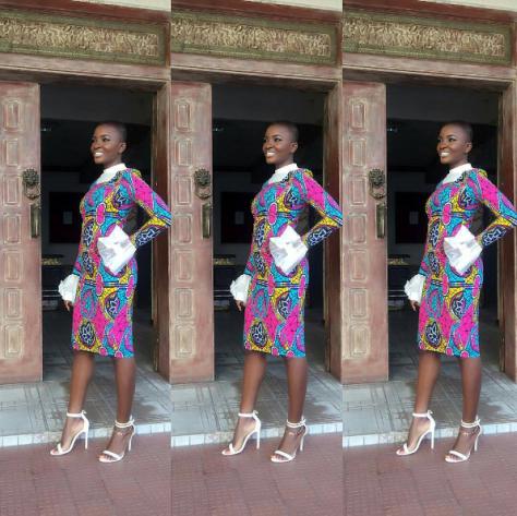 Priscilla Opoku Agyeman (Ahuofe Patri)
