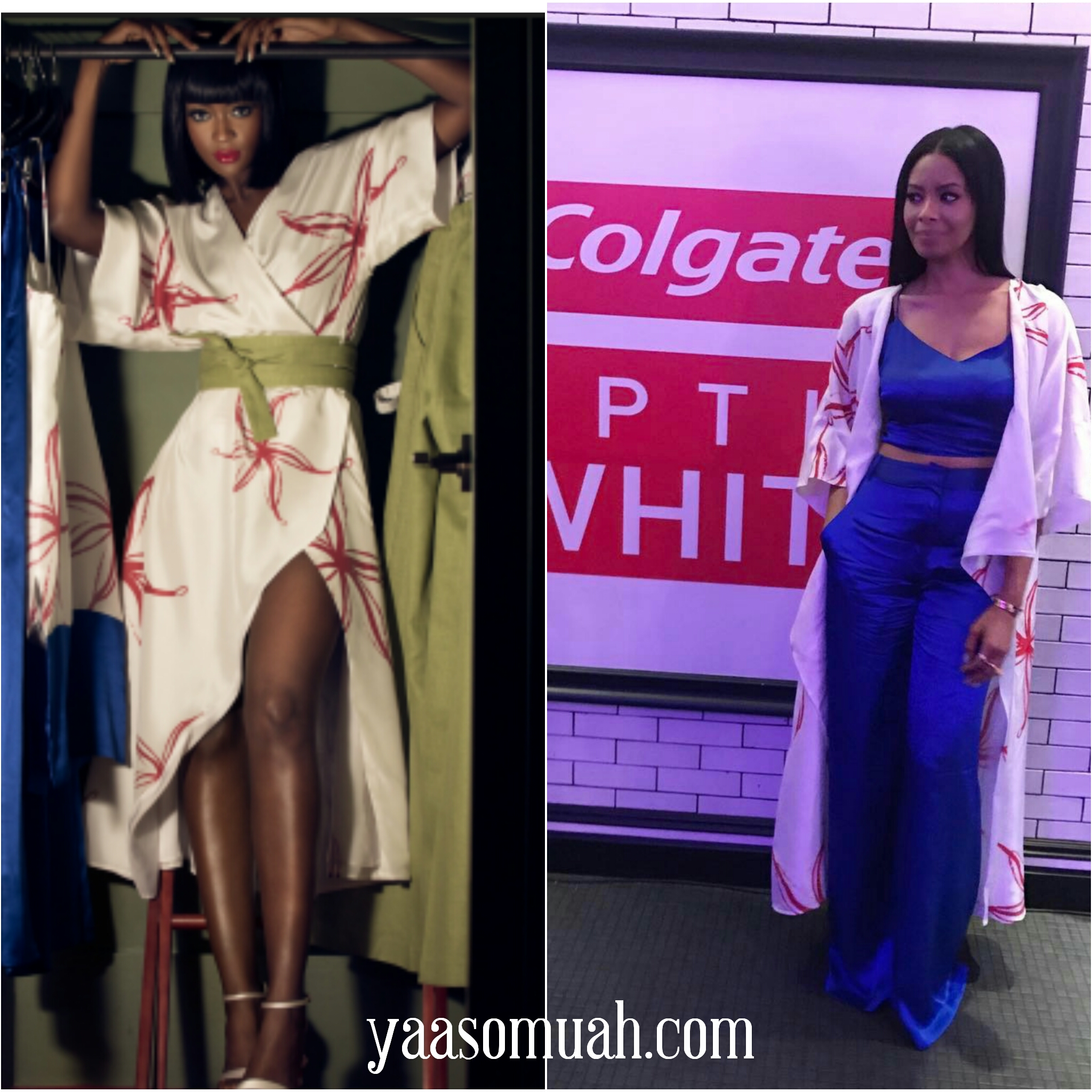 Steal Her Style: Vanessa Simmons In Ezie