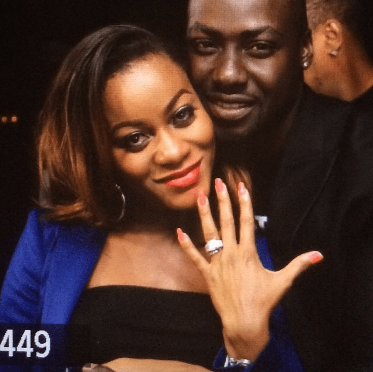 Divorce or No Divorce? Chris Attoh Chats About His Relationship With Wifey Damilola