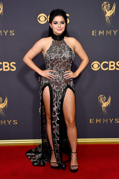 69th-Annual-Primetime-Emmy-Awards-Ariel Winter-emmys-2017