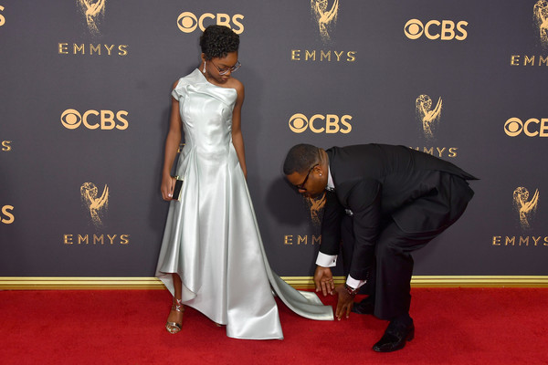 69th-Annual-Primetime-Emmy-Awards-Marsai Martin-emmys-2017
