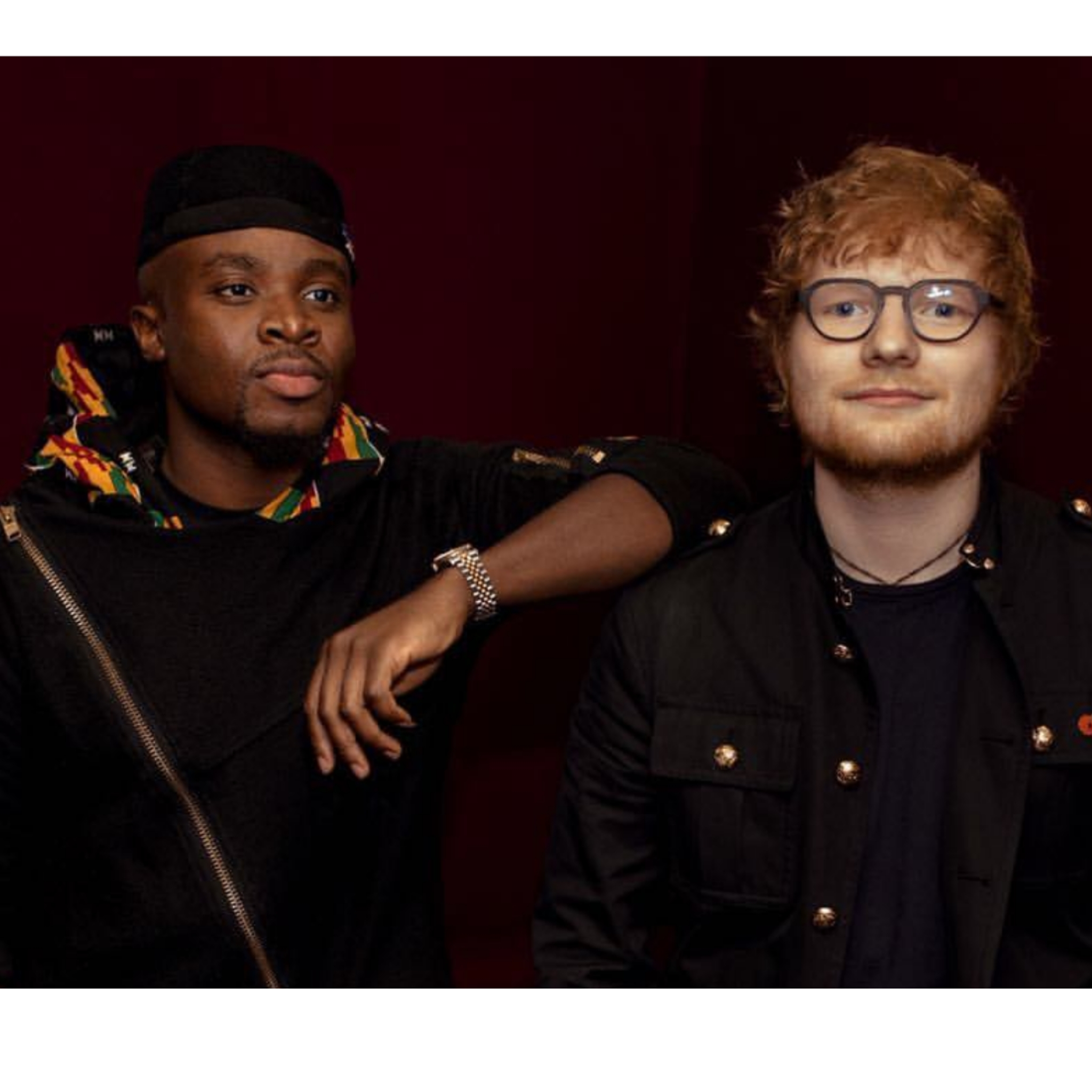Fuse ODG Gets Ed Sheeran Singing In Twi Once Again! Listen To 'Boa Me' Featuring Mugeez