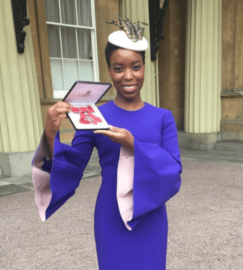 Nubian Skin Founder Ade Hassan Honoured With MBE By Prince William