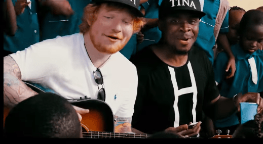 Ready To Watch Ed Sheeran Singing In Twi? Peep Fuse ODG's 'Boa Me' Music Video
