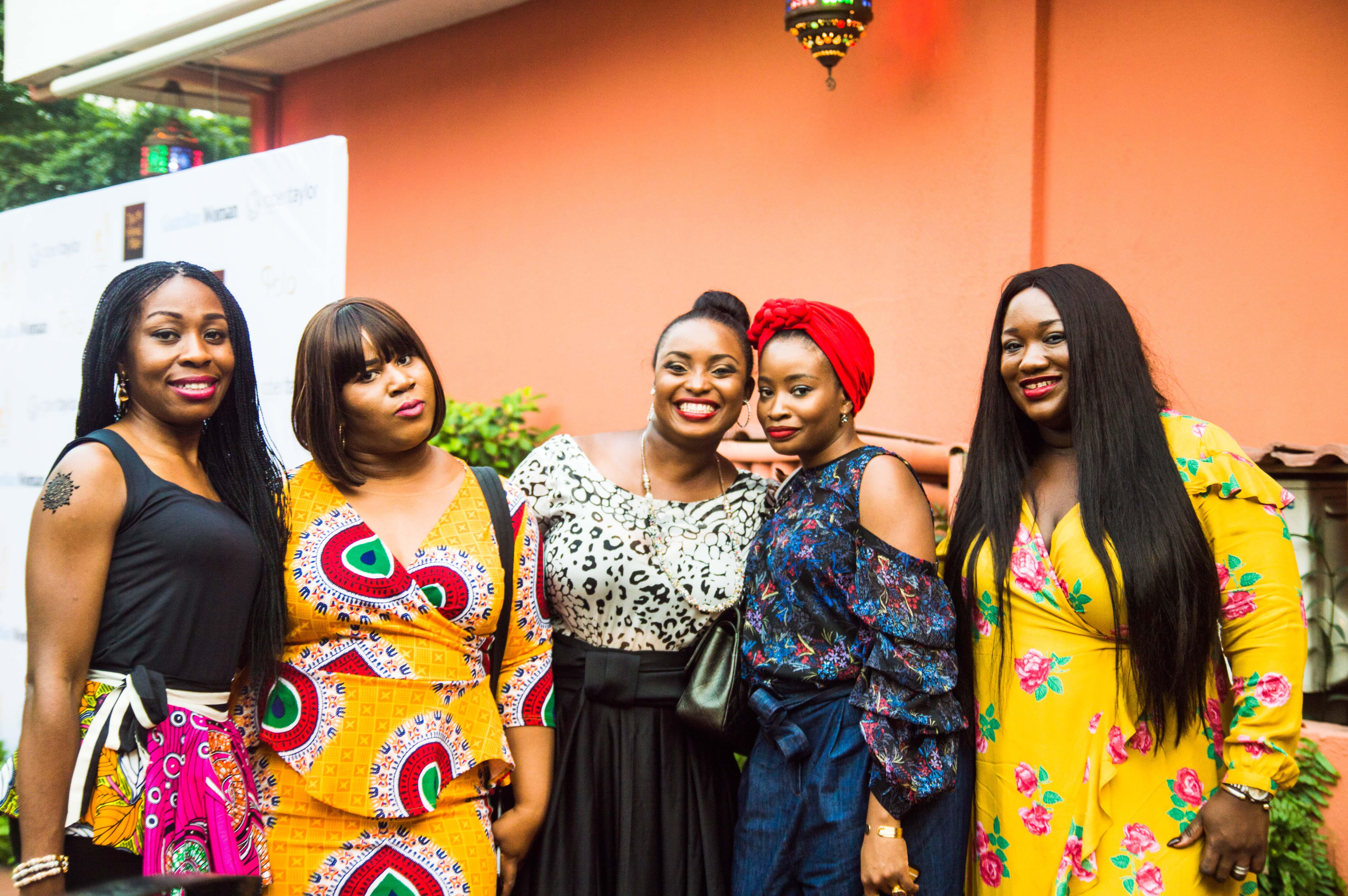 Photos: Abaya Lagos Hosts Fashionable Christmas Soiree
