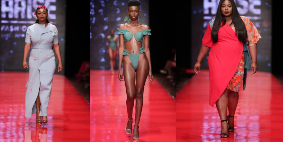 Highlights from ARISE Fashion Week 2018 Day 1: Andrea Iyamah & About That Curvy Life Collective