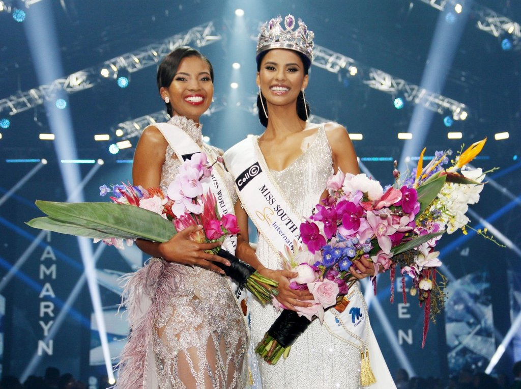 23-Year-Old Medical Student Wins Miss South Africa 2018