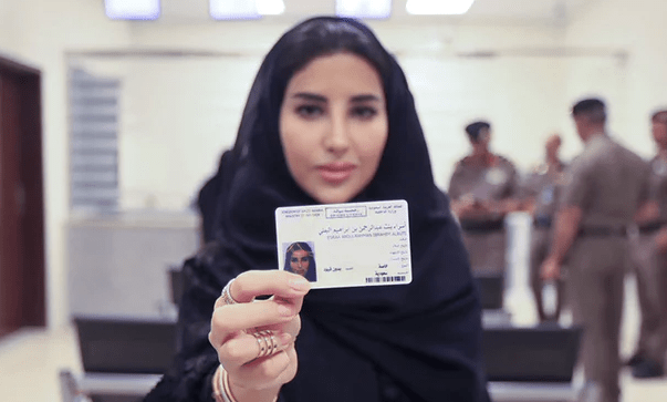 Saudi Arabia Issues First 10 Driving Licence to Women